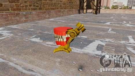 Челюсти для GTA 4 второй скриншот