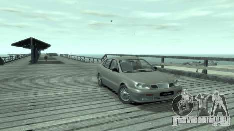 Daewoo Leganza для GTA 4