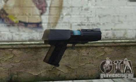Пистолет из Star Wars для GTA San Andreas второй скриншот
