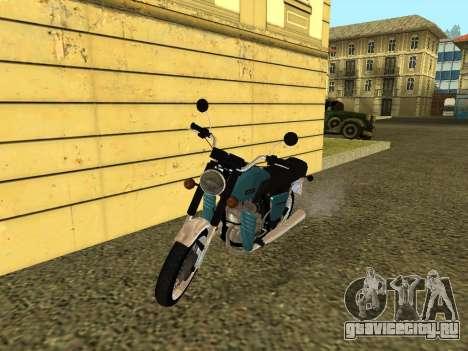 ИЖ Юпитер 4 для GTA San Andreas