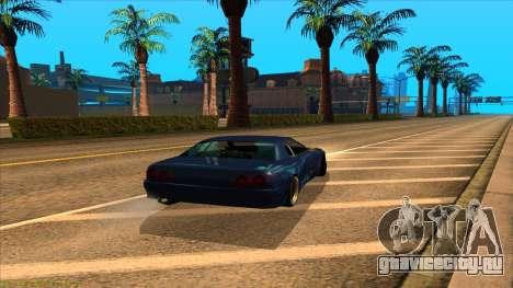 Elegy 4xget для GTA San Andreas вид слева