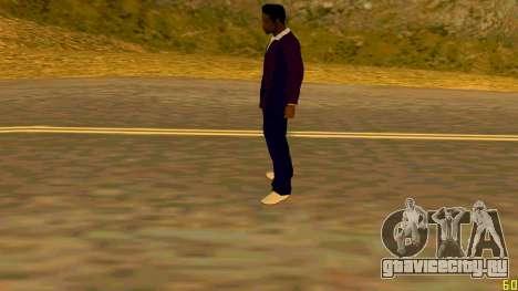 Новая текстура Jizzy HQ для GTA San Andreas четвёртый скриншот