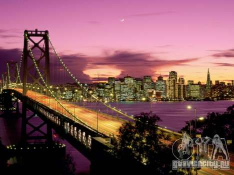 Загрузочные экраны San Francisco для GTA 4 седьмой скриншот