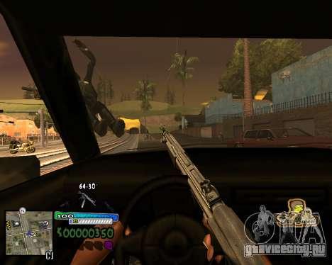 Вид от первого лица для GTA San Andreas третий скриншот