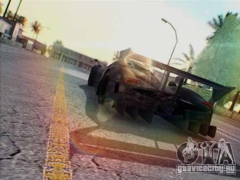 Pagani Zonda R 2009 для GTA San Andreas вид справа