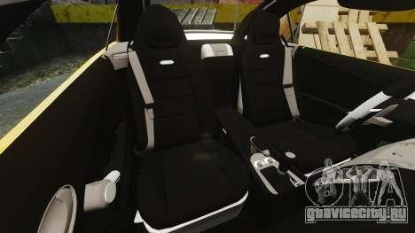 Mercedes-Benz SLK 55 AMG 2014 v1.4 для GTA 4 вид сбоку