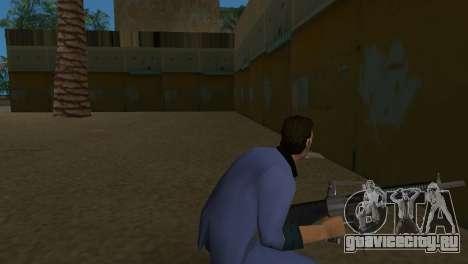 Ретекстур оружия для GTA Vice City второй скриншот