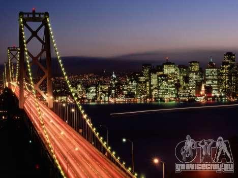 Загрузочные экраны San Francisco для GTA 4 третий скриншот