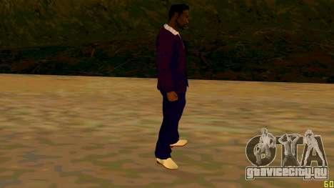 Новая текстура Jizzy HQ для GTA San Andreas третий скриншот