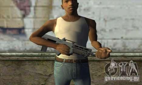 GTA V Advanced Rifle для GTA San Andreas третий скриншот