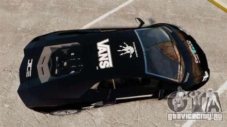 Lamborghini Aventador LP700-4 2012 [EPM] GoPro для GTA 4 вид справа