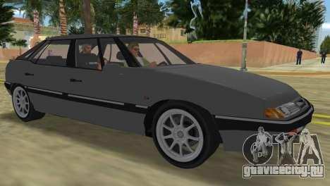 Citroen XM для GTA Vice City вид слева