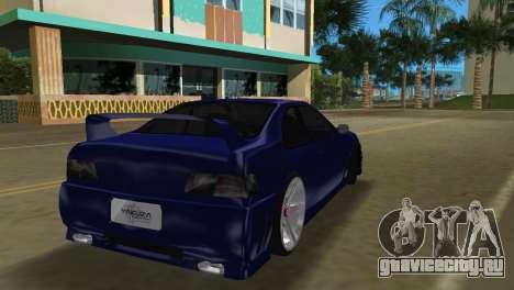 A-Tecks Spectical для GTA Vice City вид сзади