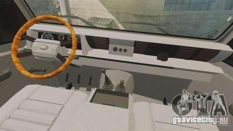 Land Rover Defender AFA [ELS] для GTA 4 вид сзади