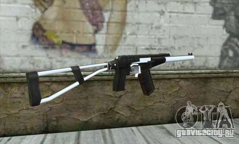 AK47 для GTA San Andreas второй скриншот