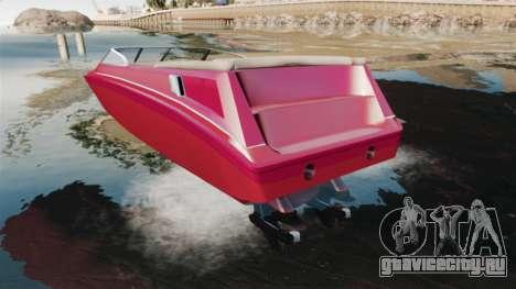 GTA IV TBoGT Floater для GTA 4 вид сзади слева
