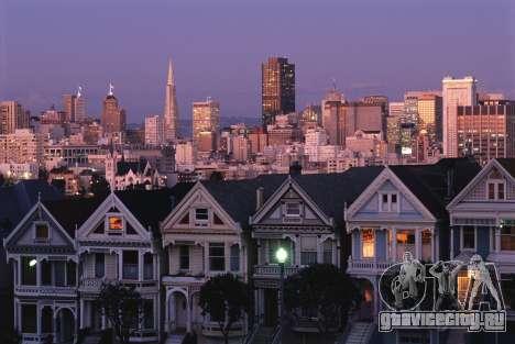 Загрузочные экраны San Francisco для GTA 4 девятый скриншот