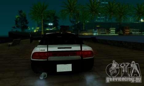 Nissan SX 240 для GTA San Andreas вид справа
