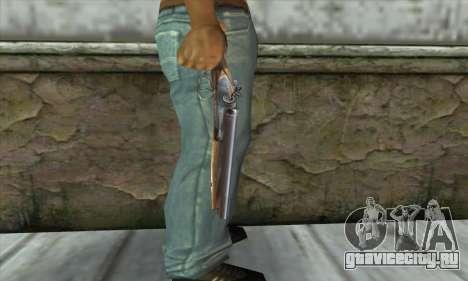 Обрез из S.T.A.L.K.E.R. для GTA San Andreas третий скриншот