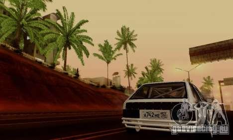 ВАЗ 2108 RDA для GTA San Andreas вид сбоку
