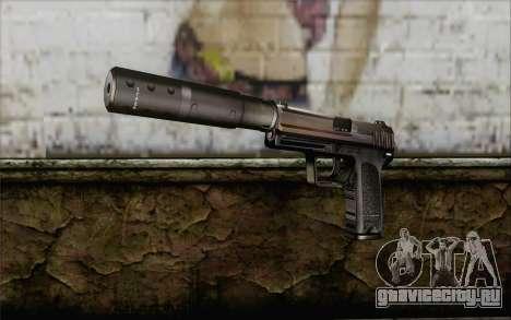 G17 pistol для GTA San Andreas