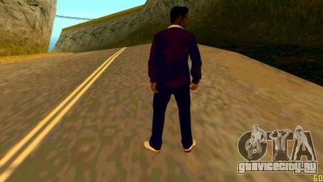 Новая текстура Jizzy HQ для GTA San Andreas второй скриншот