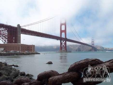 Загрузочные экраны San Francisco для GTA 4 шестой скриншот