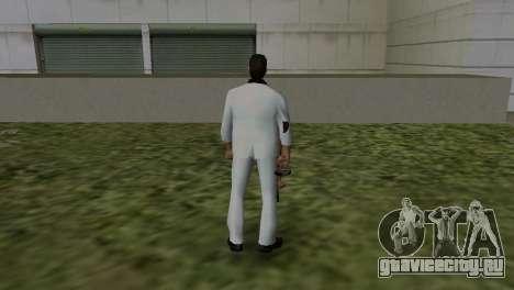 Белый Костюм для GTA Vice City второй скриншот