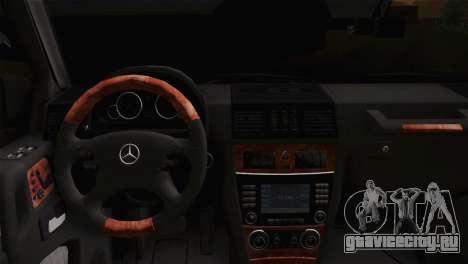 Mercedes-Benz G63 AMG 6X6 для GTA San Andreas вид справа