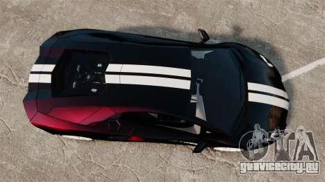 Lamborghini Aventador LP700-4 2012 [EPM] NFS для GTA 4 вид справа
