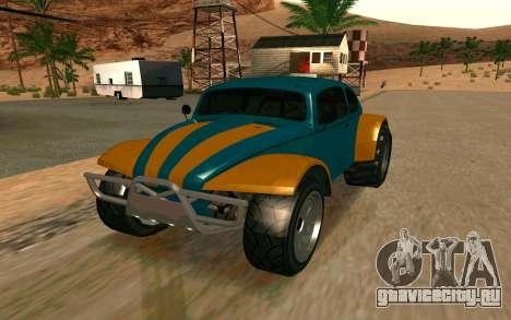 GTA V BF Injection для GTA San Andreas