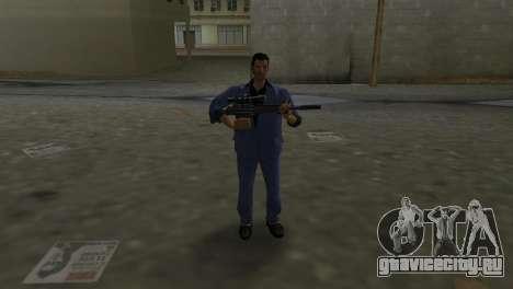 Ретекстур оружия для GTA Vice City третий скриншот