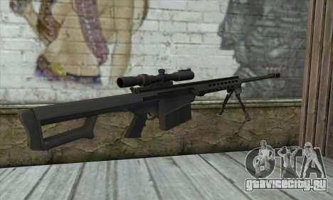 M82A3 для GTA San Andreas второй скриншот