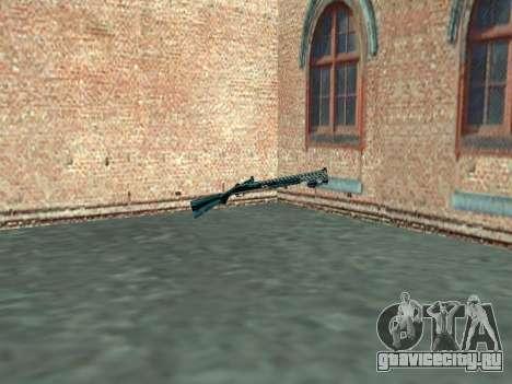 Новый Пак Оружий для GTA San Andreas второй скриншот