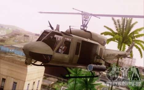 Bell UH-1N Twin Huey для GTA San Andreas