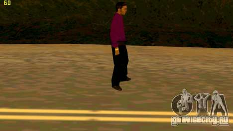 Новая текстура shmycr для GTA San Andreas третий скриншот