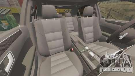 Mercedes-Benz B63 S Brabus для GTA 4 вид сбоку
