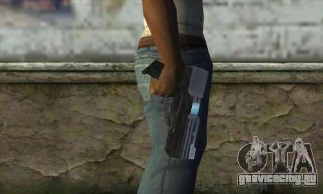 Пистолет из Star Wars для GTA San Andreas третий скриншот