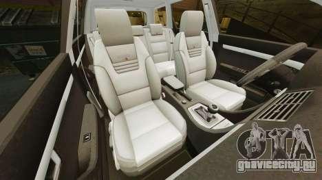 Audi S4 Avant Hungarian Police [ELS] для GTA 4 вид сверху