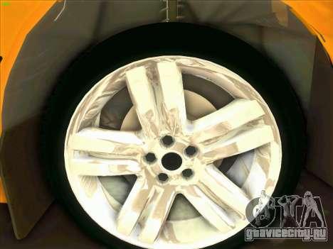 Toyota Carib для GTA San Andreas вид справа