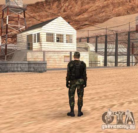 Army HD для GTA San Andreas второй скриншот