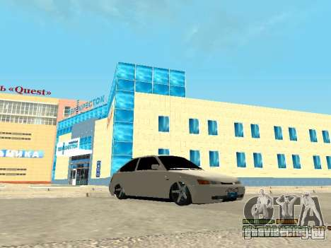 ВАЗ 21123 для GTA San Andreas вид слева