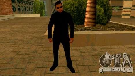 Новая текстура Wuzimu для GTA San Andreas