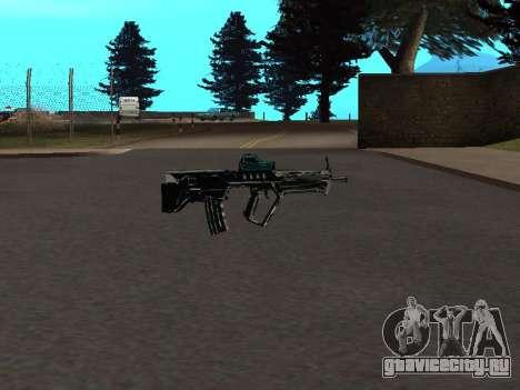 Новый Пак Оружий для GTA San Andreas четвёртый скриншот
