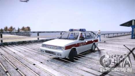 Daewoo FSO Polonez Caro Fire для GTA 4