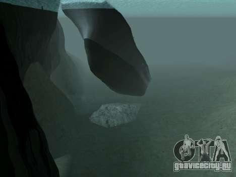 Затонувший корабль v2.0 Final для GTA San Andreas четвёртый скриншот