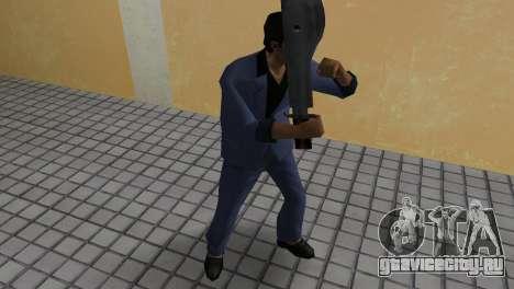 Оружие из Manhunt пак 2 для GTA Vice City седьмой скриншот