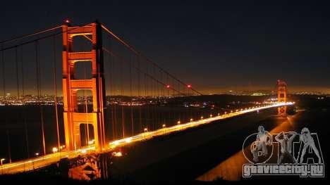 Загрузочные экраны San Francisco для GTA 4 пятый скриншот