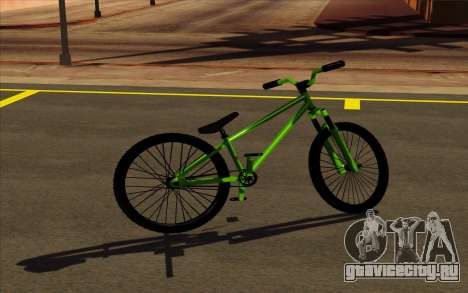 Street MTB (Мягкая вилка) для GTA San Andreas