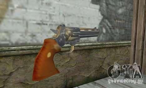 The Walking Dead Revolver для GTA San Andreas второй скриншот